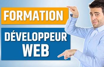 Formation pour apprendre à développer un site web