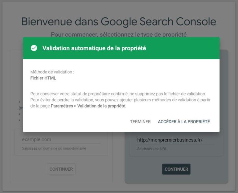 Search-Console-connexion-site-internet